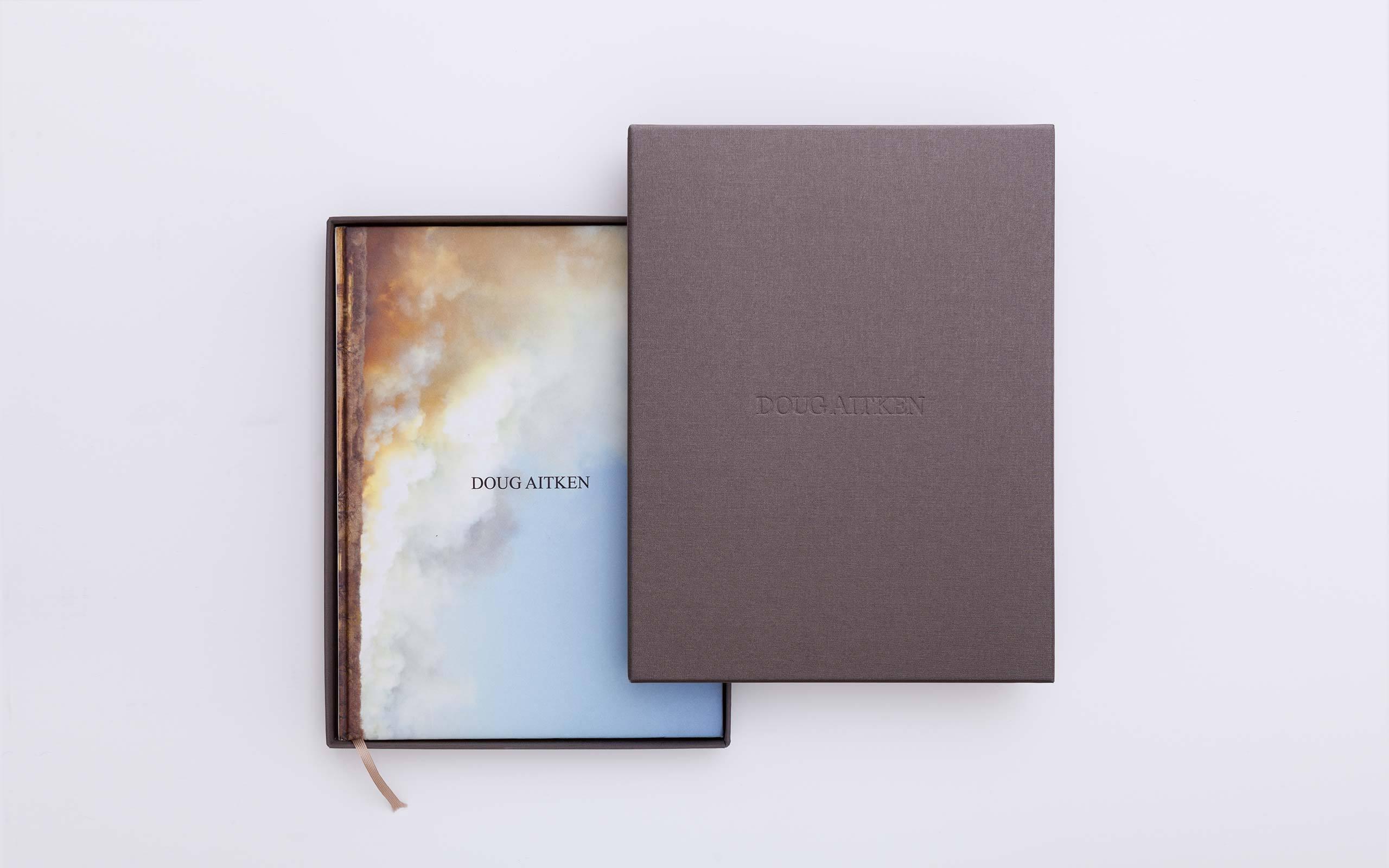 Doug Aitken publication, Schirn Kunsthalle Frankfurt, by Verlag für moderne Kunst