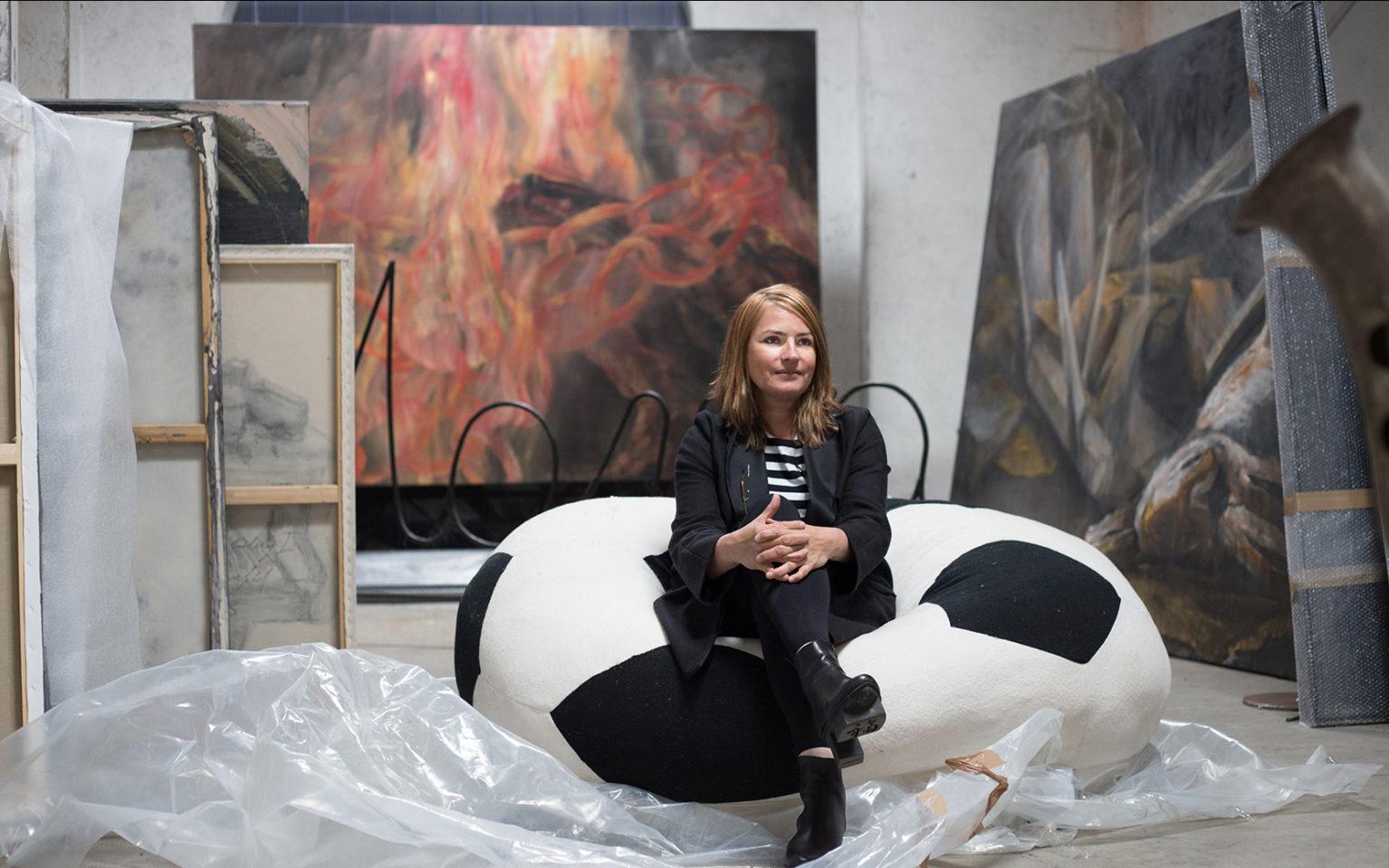 Julia Bornefeld Teaser Quer