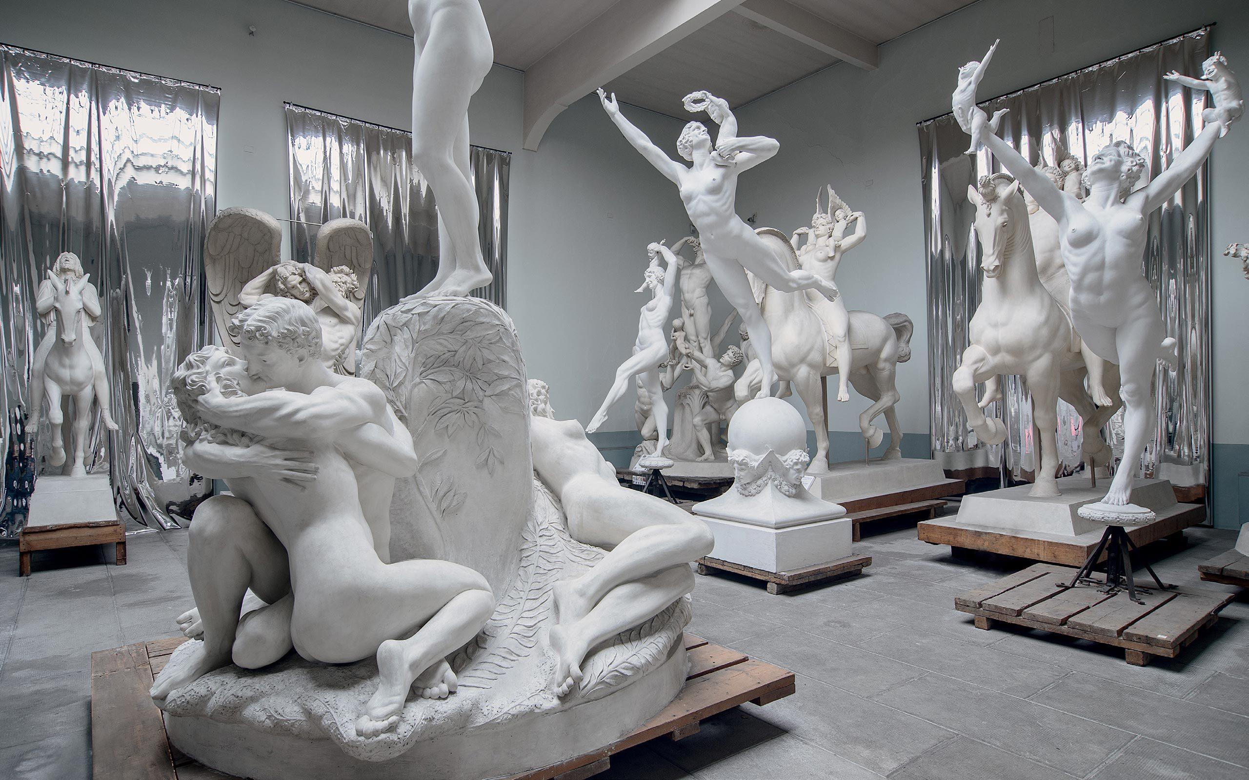 14 Calculated Reserve Museo Hendrik C  Andersen  Galleria Nazionale D Arte Moderna Roma 2014
