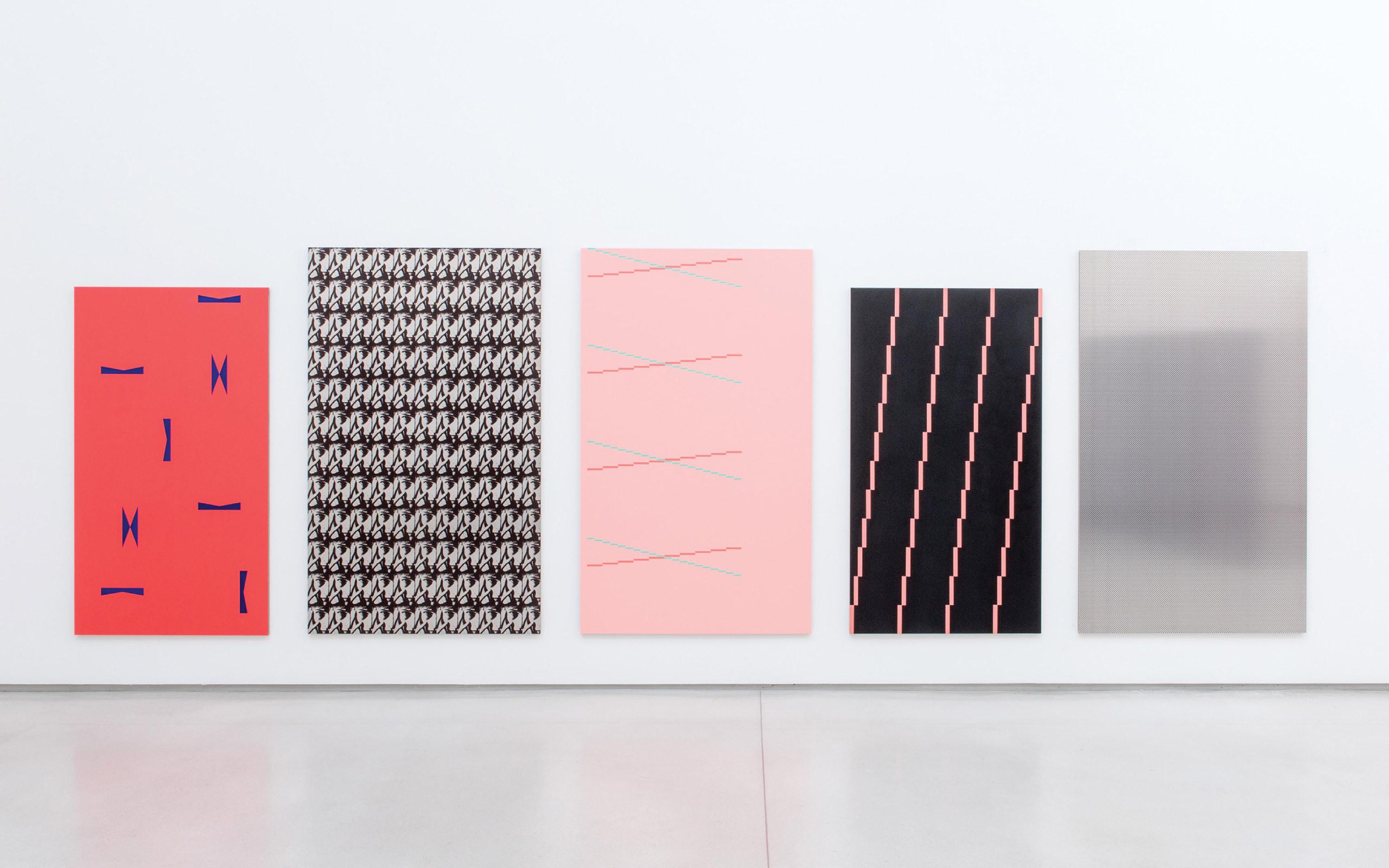 20 Pièce Dérivée Galerie Thaddaeus Ropac Paris 2015