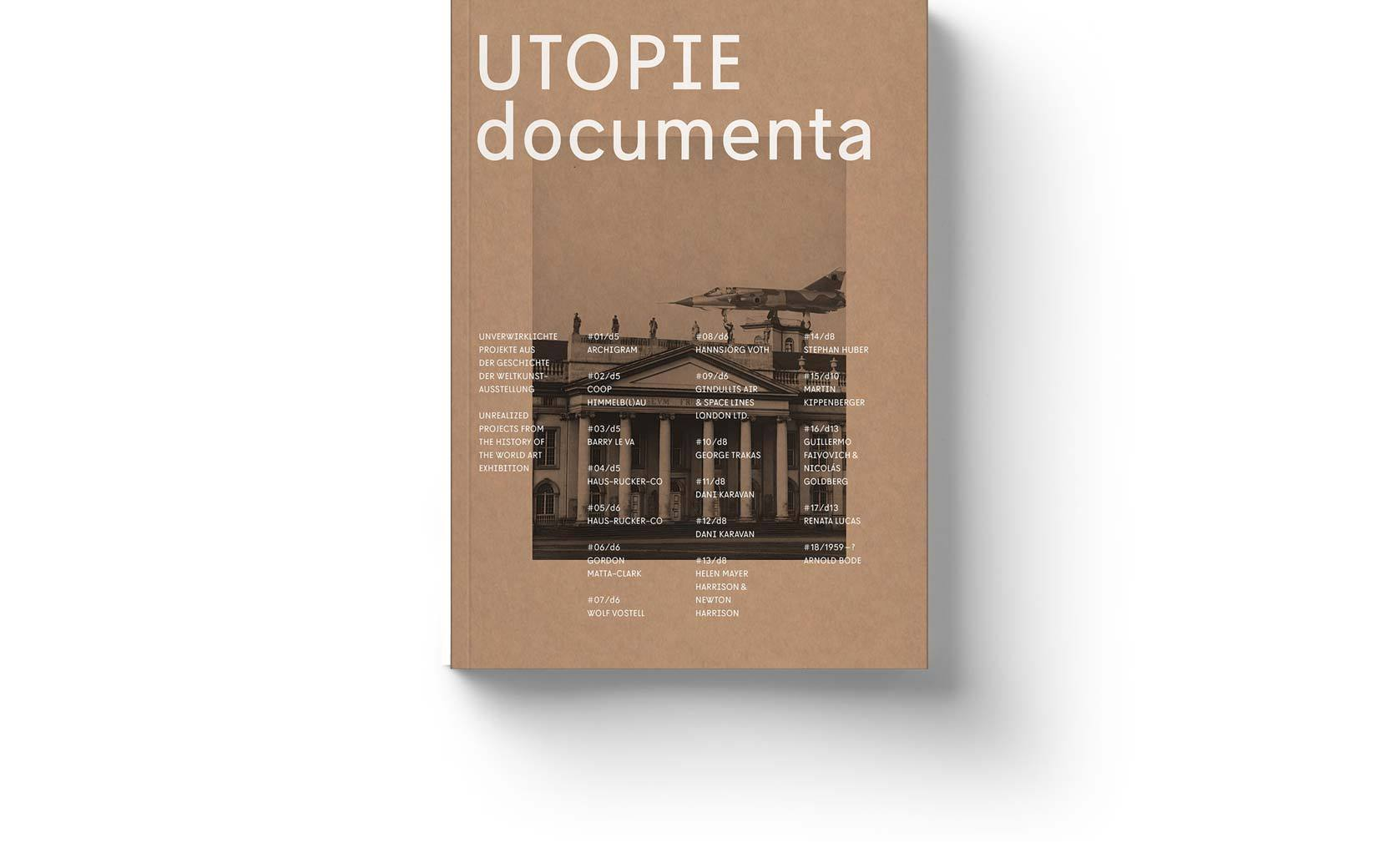 UTOPIE documenta Publication
